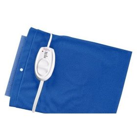 Sunbeam health at home moist/dry heating pad, king size