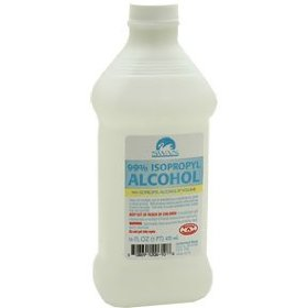 Alcohol 99% isopropyl pint