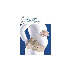 Soft form maternity support belt, universal medium