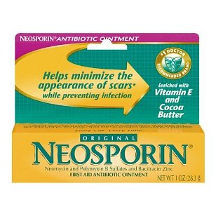 Neosporin original first aid antibiotic ointment, 1-ounce tube
