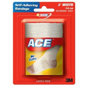 Ace self adhesive (athletic) bandage (blister) 4