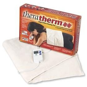 Theratherm digital moist heat
