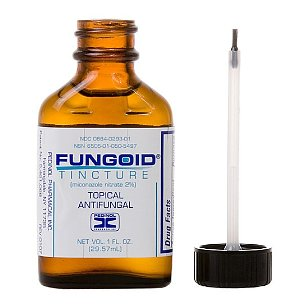 Pedinol pharmacal fungoid tincture, topical antifungal, 1-ounce bottle