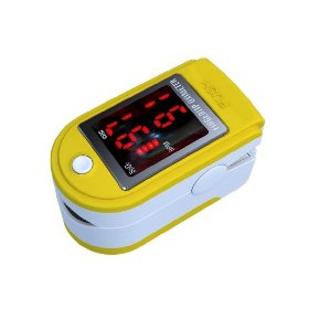Cms cms50dl finger pulse oximeter