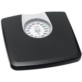 Health o meter  sab602-05 dial scale, black with silver accent