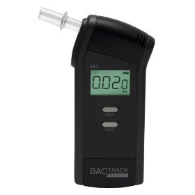Bactrack select s80 breathalyzer professional edition