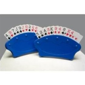 Playing card holders set of 2