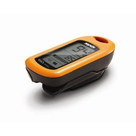 Nonin go2 achieve fingertip pulse oximeter sandstone orange