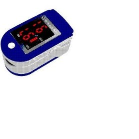 Contec cms50dl finger pulse oximeter blood oxygen spo2 monitor