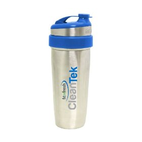 Fit & fresh stainless steel shaker cup