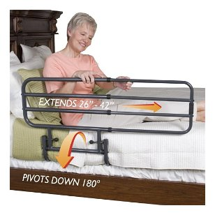 >ez adjust bed rail. ez adjust bed rail
