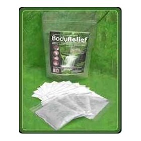 Bodyrelief detox foot pads (10 per packet)