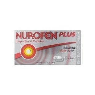 Nurofen plus tablets 32
