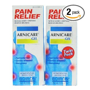Boiron arnicare gel for muscle aches