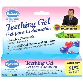 Hylands children's teething gel