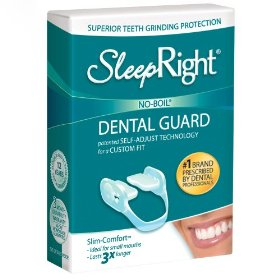Sleep right slim comfort dental guard