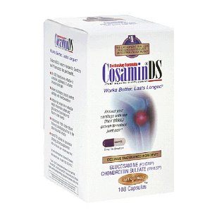 Cosamin ds joint health supplement