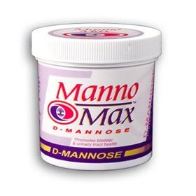 Doctors choice, naturally global sweet polyols manno-max d-mannose powder, 50-gram plastic jar