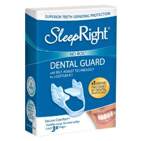 Sleep right secure comfort dental guard