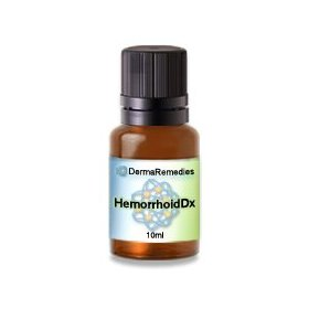 Hemorrhoid dx, 10ml - complete treatment for hemroids & instant hemorrhoid relief