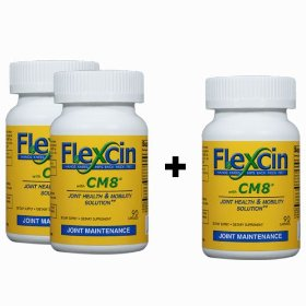 Flexcin with cm8 joint support formula