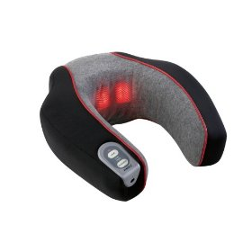 Homedics nmsq-200 neck and shoulder massager with heat