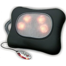 Solax mc-009h 3 dimension, deep kneading, shiatsu rotating massage pillow