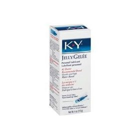 K-y lubricting jelly - 4 oz or (113 g), 2 pack