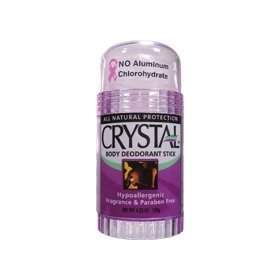 Crystal - crystal stick body deodorant, 4.25 oz sticks