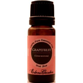 Grapefruit 100% pure therapeutic grade essential oil- 10 ml