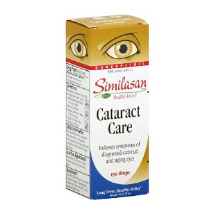 Similasan cataract care