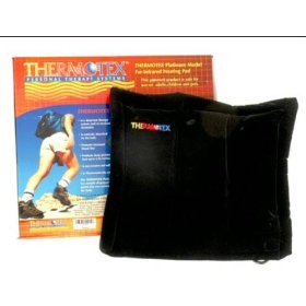 Thermotex universal platinum radiant energy pain relief heating pad - 17