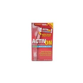 Activon topical analgesic, ultra strength arthritis 2 oz (56.7 g)