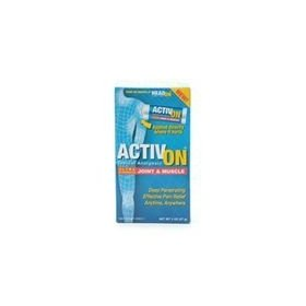 Activon topical analgesic, ultra strength joint & muscle .2 oz (5.67 g)