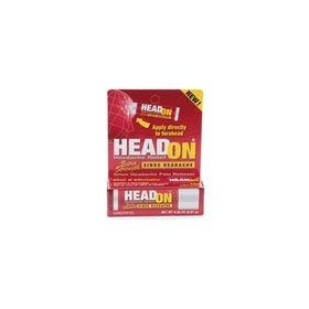 Headon - apply directly to forehead sinus headache relief .2 oz (5.67 g)