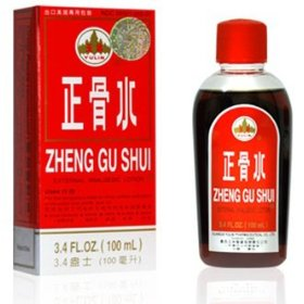Zheng gu shui external analgesic lotion from solstice medicine company