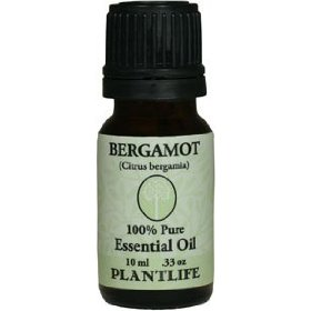 Bergamot 100% pure essential oil - 10 ml