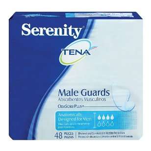 Tena serenity for men discreet bladder protection