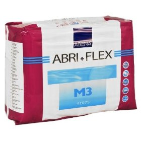 Abena abri-flex air plus pull-ons, extra, medium, pack/14