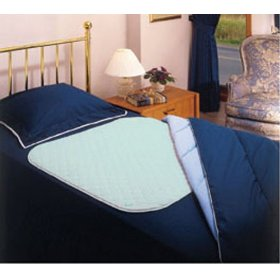 Priva premium waterproof sheet protector, mint