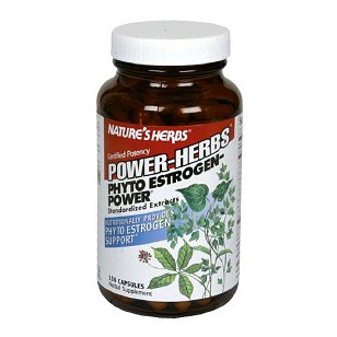 Natures herbs phyto-estrogen power