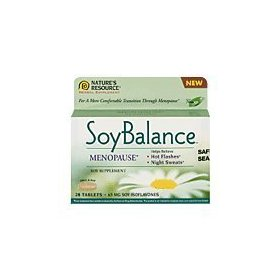 Soy balance menopause tablets - 28 tablets