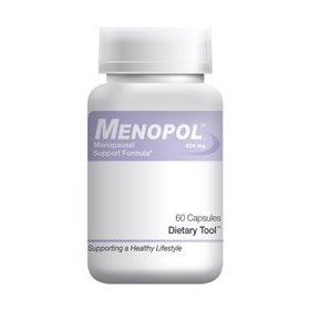 Menopol normal menopause support formula. all-natural menopol stops hot flashes and night sweats. promotes a healthy mood balance and youthful energy. 3 bottles - direct from manufacturer.