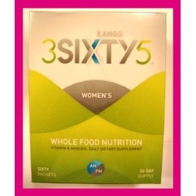 Xango 365 women's whole food nutrition 60 packets