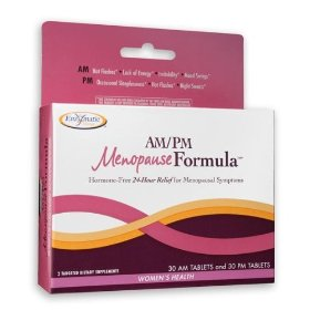 Am/pm menopause formula by enzymatic therapy 60 tablets