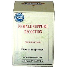 Female support decoction (wen jing tang)