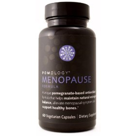 Pomology menopause formula capsules, 60-count bottle