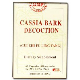 Cassia bark decoction (gui zhi fu ling tang)