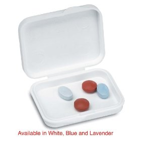 Pocket or purse pillbox by apex healthcare