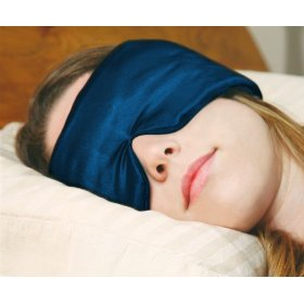 Revolutionary, patented sleep master sleep mask